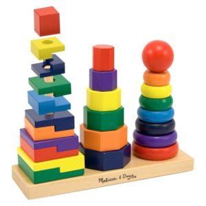 материал Монтессорі-башенки Montessorі